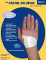 Carpal Solution CTS Therapy - 2 verpakkingen RECHTS