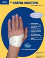 Carpal Solution CTS Therapy - 2 verpakkingen LINKS