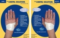 Carpal Solution 6 weeks therapy - 2 packages RIGHT & LEFT
