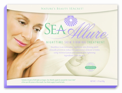 SeaAllure anti-rimpel pleisters