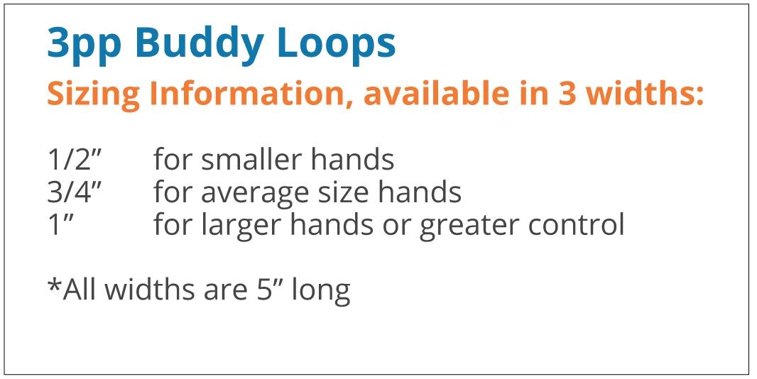 3PP Buddy Loops