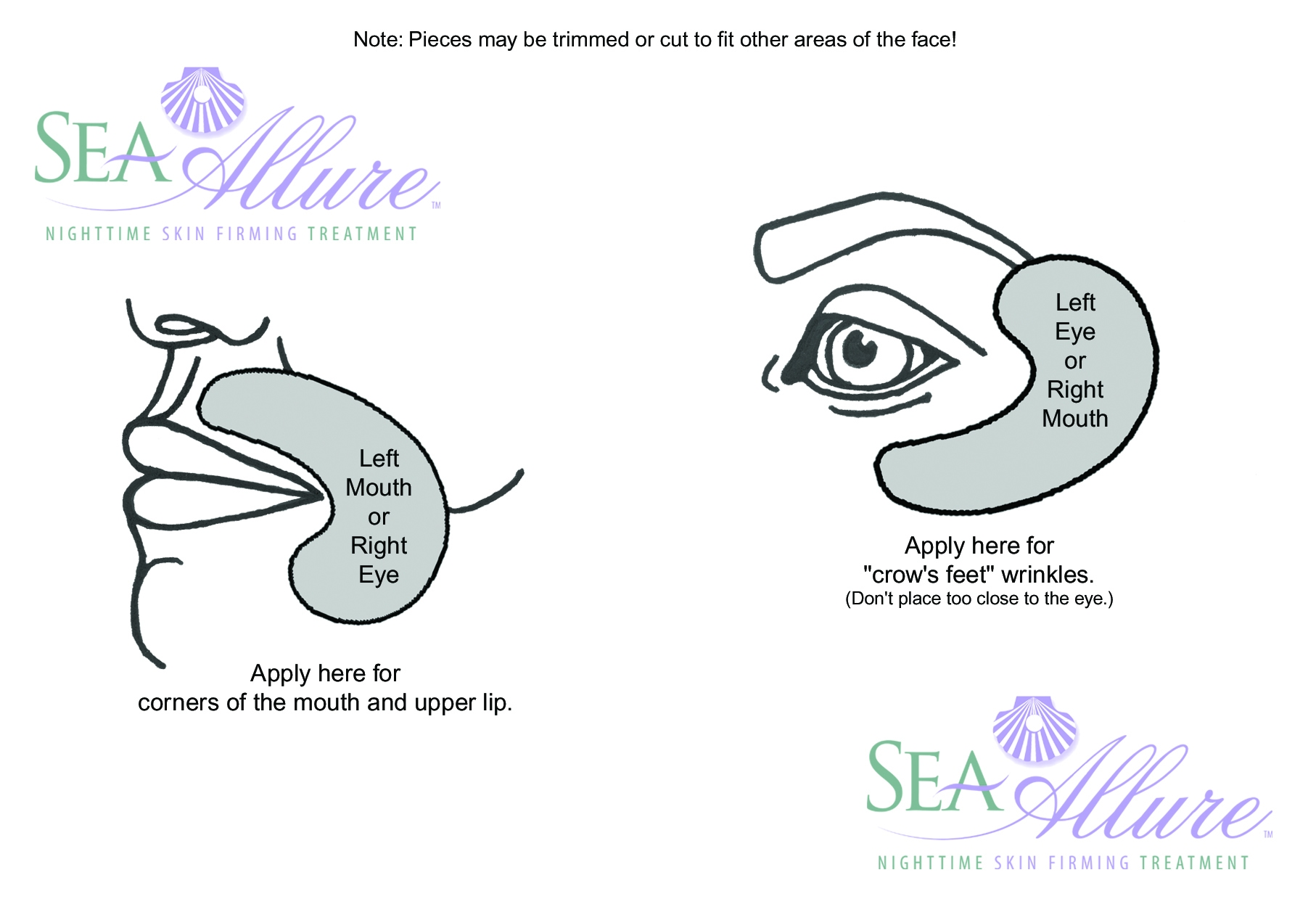 SeaAllure Nighttime Skin Firming Treatment