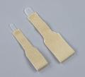3PP Toe Loops smal (2,2 cm) - beige - 5 stuks