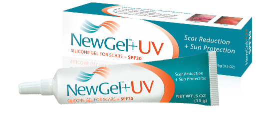 Newgel+UV silicone gel with SPF30 - 30 gram