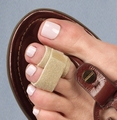 3PP Toe Loops narrow (2,2 cm) beige